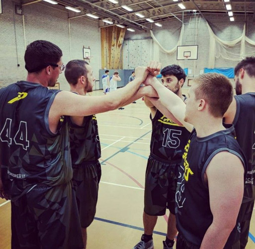 newton abbot basketball